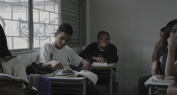 Aulas que Matei mostra drama de colégio da periferia