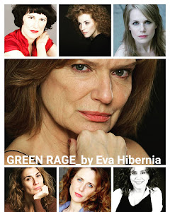 Green Rage, by Eva Hibernia