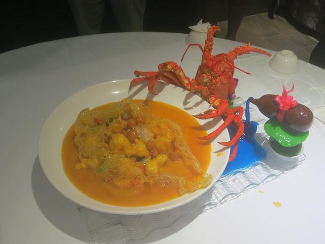 生猛澳洲龙虾