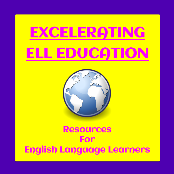 The ESL Connection blog's ELL link up