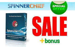 Spinnerchief v5.0 SEO Content spinner with discount code