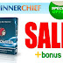 SpinnerChief v5.0 with Free Content Bomb and 50% discount coupon.