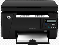 The affordable HP LaserJet Pro MFP printer is easy to install and provides clear documents. Print, copy, and scan so one in the device is suitable for small office space.