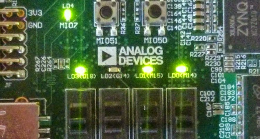 FPGA Programming: First Steps with the ZYBO Development Board
