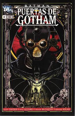 batman gotica