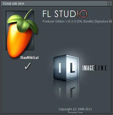 fl studio 12.5 registry file