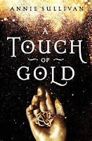 A Touch of Gold by Annie Sullivan book cover and review