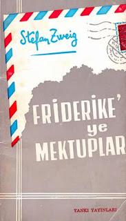 Stefan Zweig - Friderike ye Mektuplar