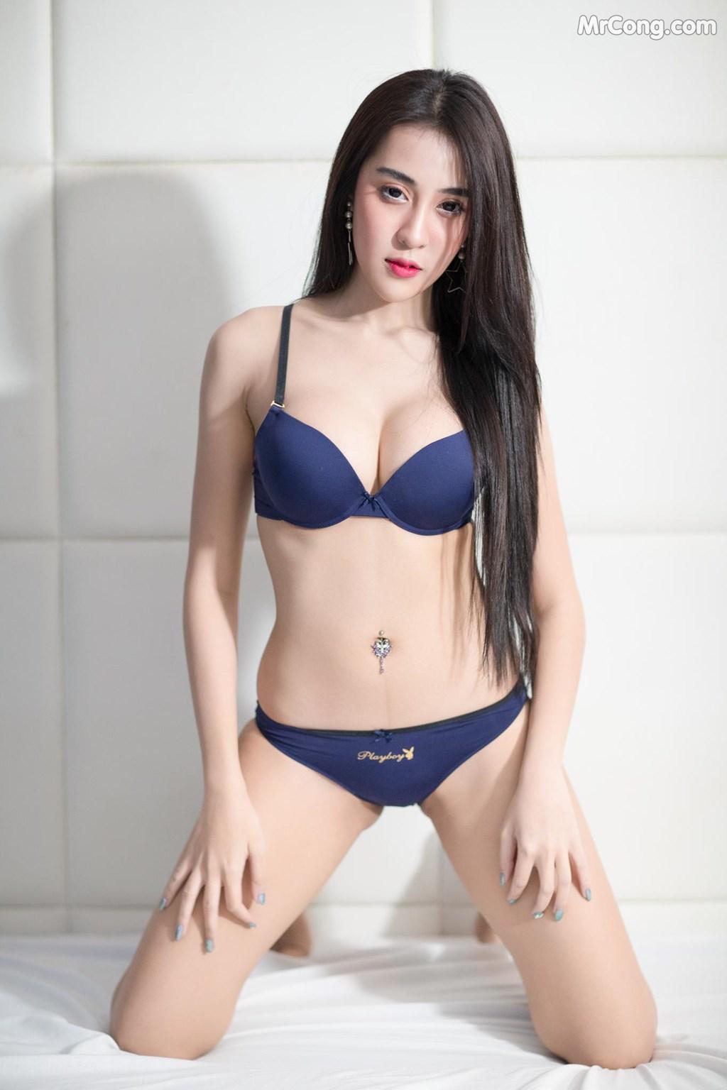 Thai Model No.458: Người mẫu Piyathida Paisanwattanakun (9 ảnh)