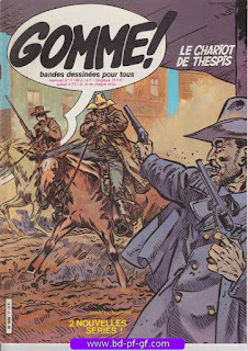 Gomme!, numéro 7, 1982, Rossi