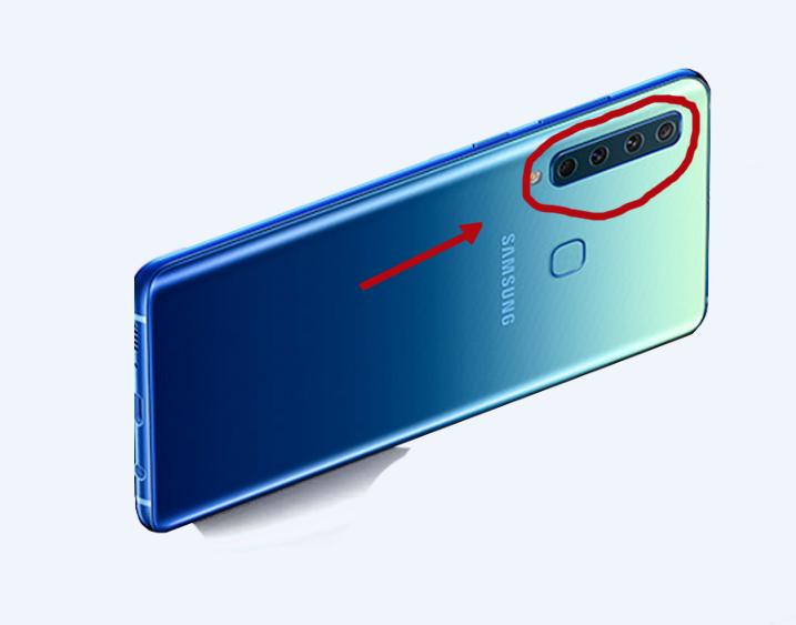 تعرف علي هاتف سامسونج Galaxy A9 باربع كاميرات
