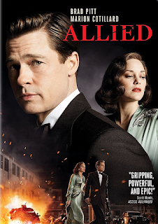 Allied [2016] [DVD5] [Latino]