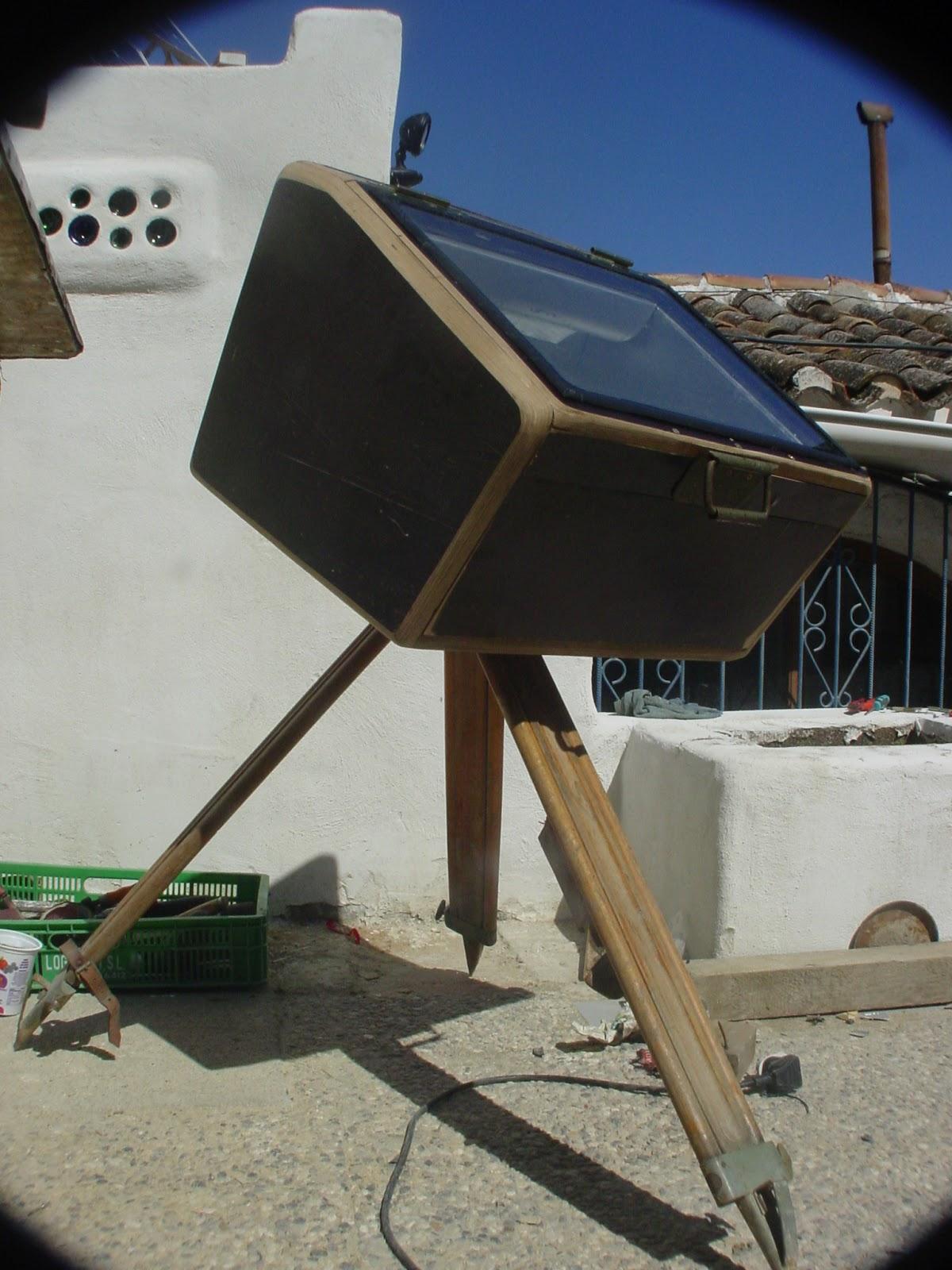 Solar Cooker Diagram Solar Oven Diagram