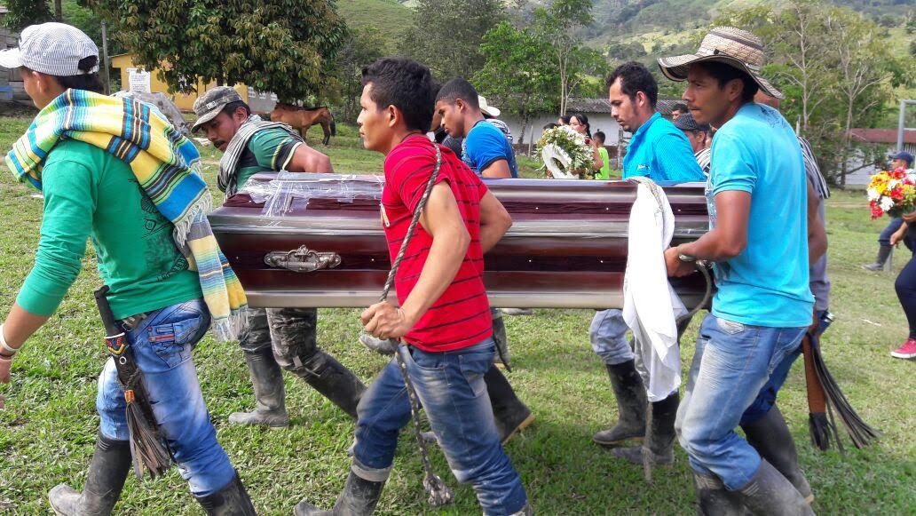 COLOMBIA PELIGRO MORTAL