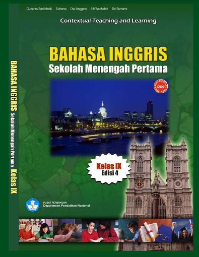 Download Buku Siswa KTSP SMP dan MTs Kelas 9 Bahasa Inggris