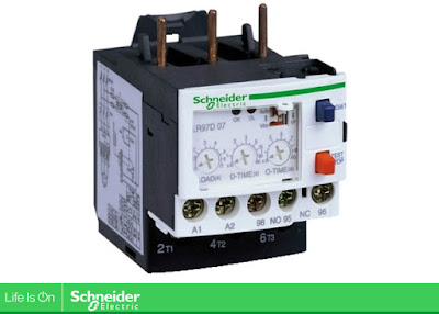 Schneider Motor Starters and Protection Components
