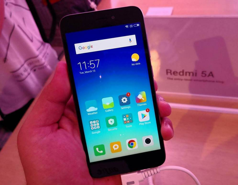 Xiaomi Redmi 5A Launches in PH for Php4,590!