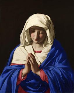 Virgen María - Oración