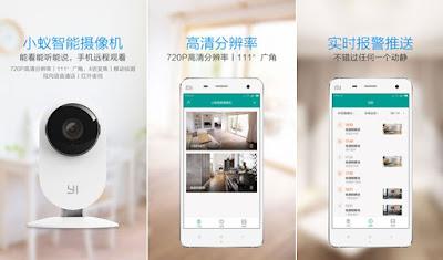 Yi Smart Camera For Xiaomi