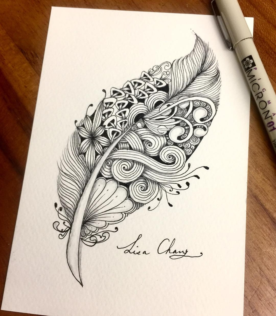 04-Lisa-Chang-Hand-Drawn-Zentangle-Doodle-Drawings-www-designstack-co