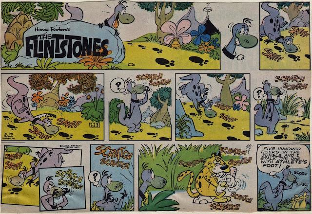 Yogi and Flintstones Comics