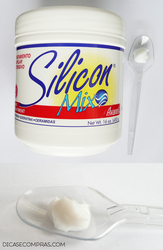 Resenha: Silicon Mix - Avanti creme de tratamento capilar intensivo