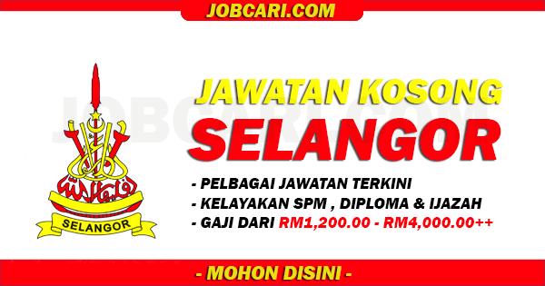 Jawatan Kosong Negeri Selangor