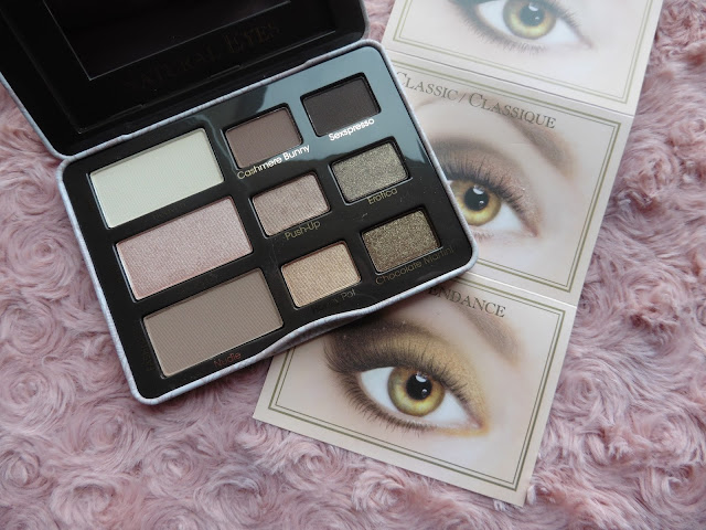 Palette Natural Eyes de Too Faced