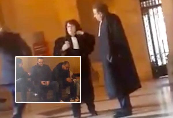 ورد للتو من باريس.. تبرئة سعد لمجرد من تهمة محاولة الإغتصاب والمفاجأة المزلزلة والغير المنتظرة