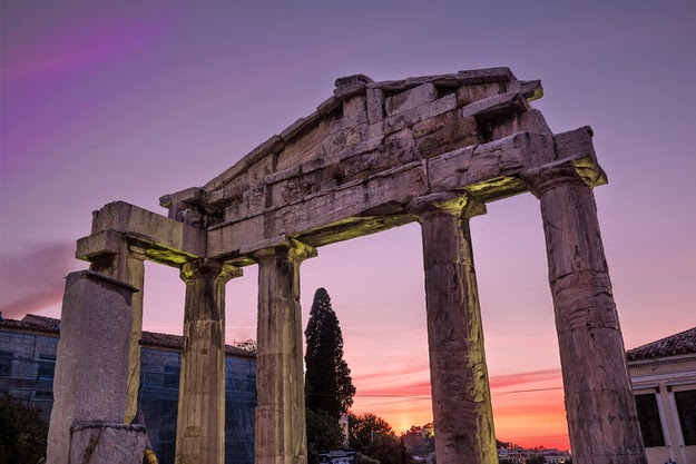 8. The Romans really loved it here. - 49 Reasons To Love Hellas (Greece)