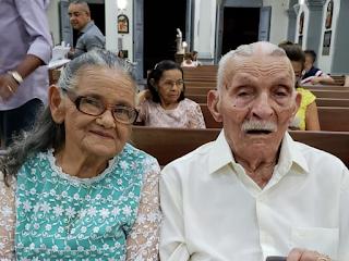 Avós de Rejane Santos