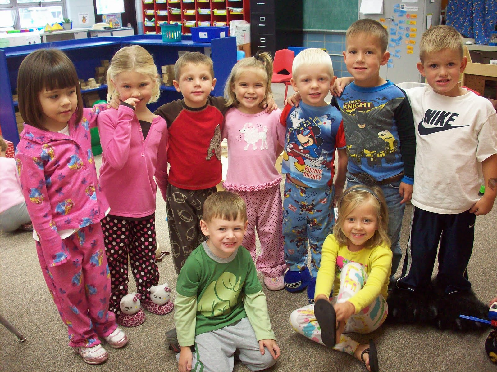 Newell Fonda Preschool Homecoming Week