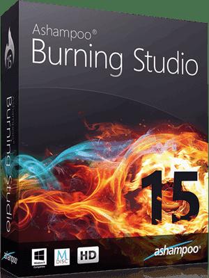 Descargar Ashampoo Burning Studio 15 Gratis