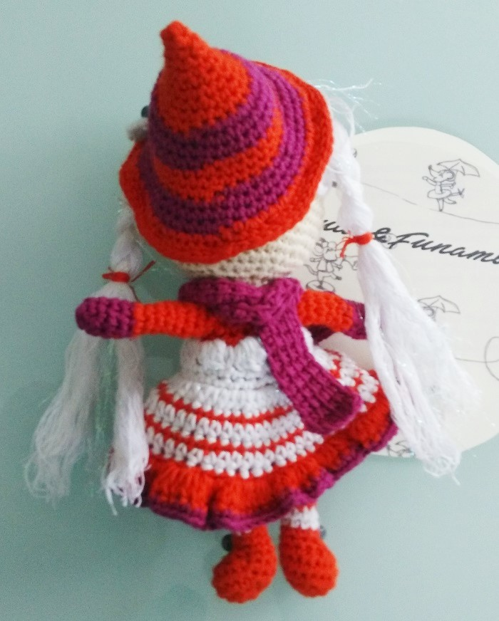 Bulle&Funambule-Mimi-Elphie. la petite fée de Noël