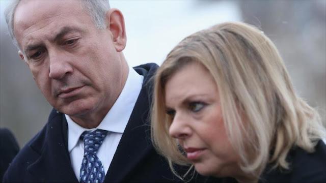 Escándalo: Interrogan a esposa de Netanyahu por abuso de fondos