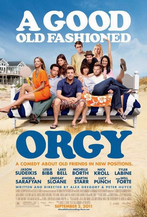Orgy movie page very
