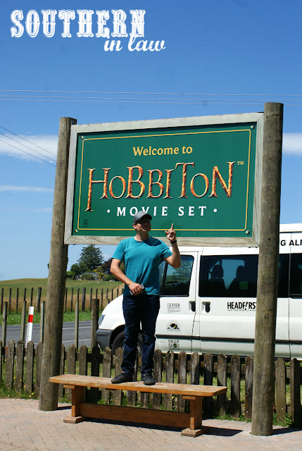 The Ultimate Hobbit Lord of the Rings Vacation Itinerary New Zealand - Hobbiton Movie Set Tour, Matamata