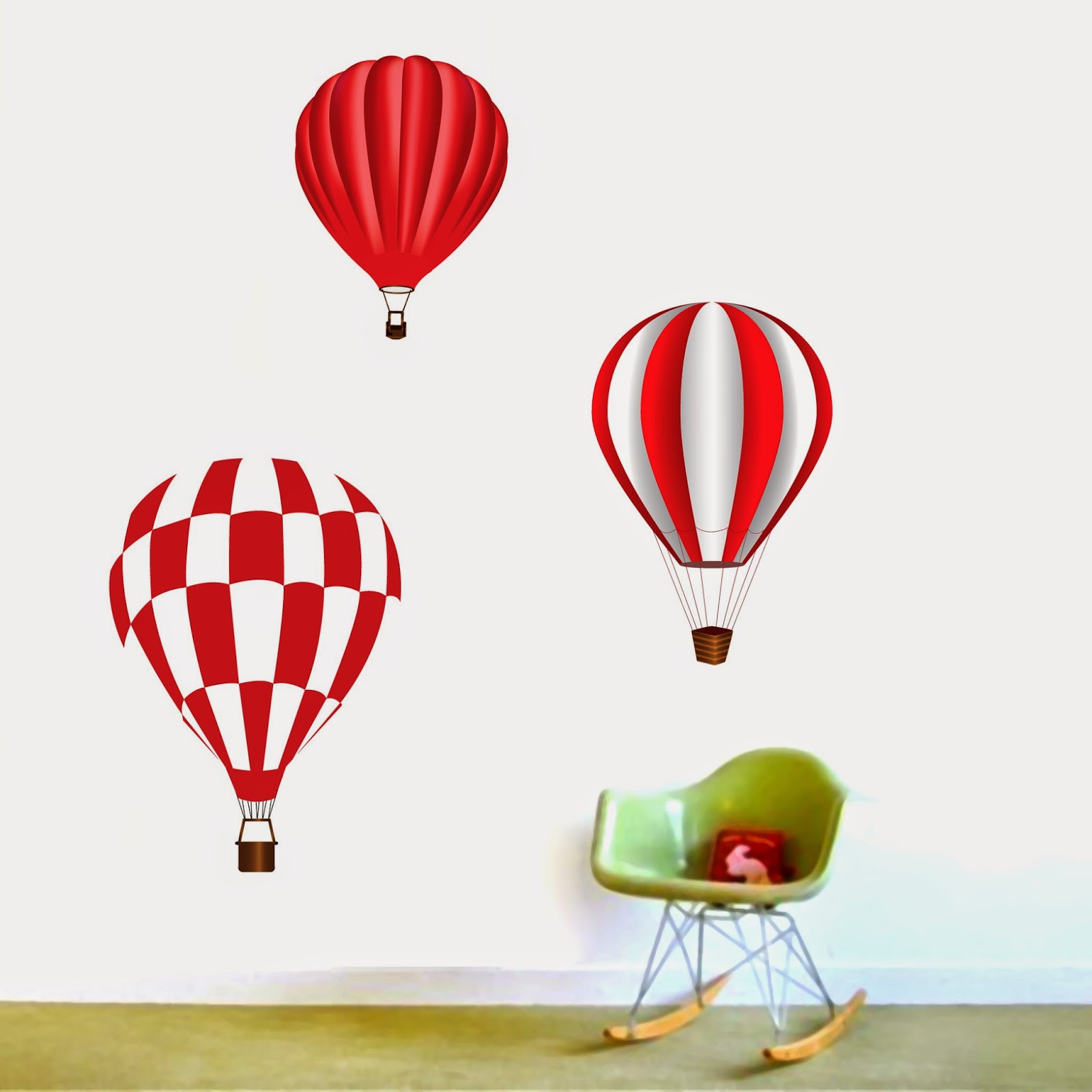 my top 10 gender neutral nursery wall decals sweetums wall decals http www sweetumssignatures com hot air balloons