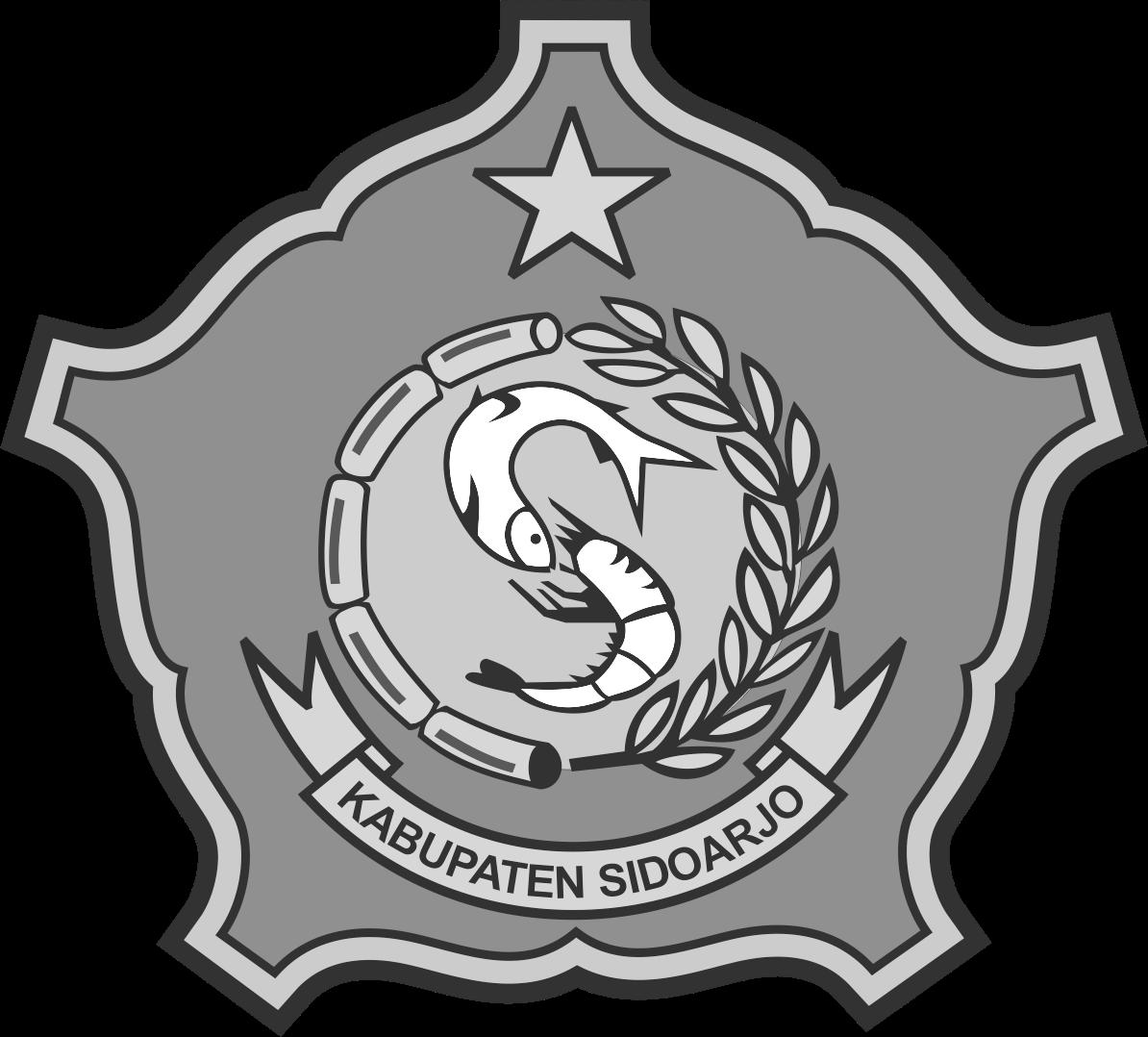 Logo Kabupaten Sidoarjo Jawa Timur