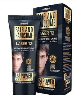 EMAMI INTRODUCES FAIR AND HANDSOME LASER 12