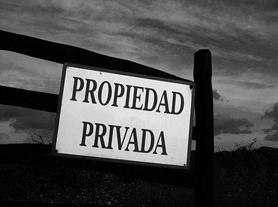 Resultado de imagen de la propiedad privada