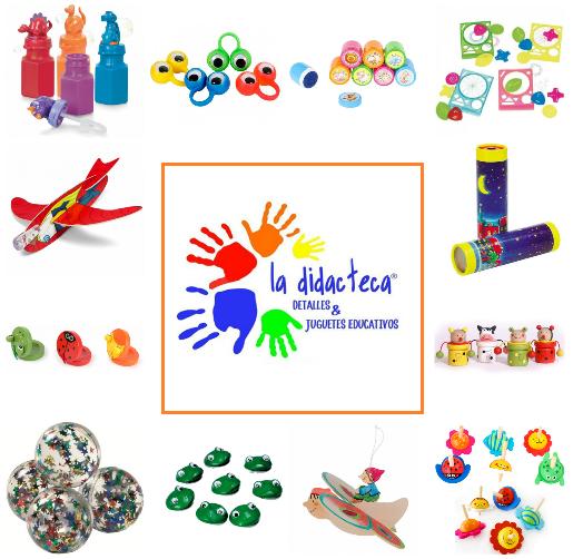 La didacteca: Juguetes educativos y detalles para cualquier ocasión