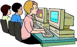 learning using technology based educational computer student lab clipart teaching research
