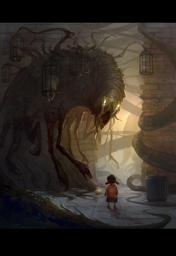 08-Disciple-ZERG118-Dreams-Made-of-Fantasy-Worlds-and-Creature-Illustrations-www-designstack-co