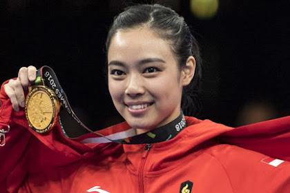 Terima Bonus Asian Games 2018 Rp 1,5 M, Ini Kata Lindswell Kwok