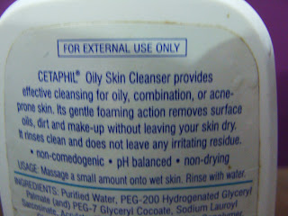 Cetaphil Oily Skin Cleanser Review