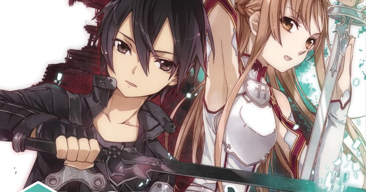 Download Sword Art Online Light Novels [EPUB]