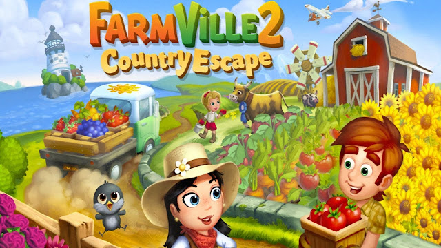 تحميل لعبة المزرعة فارم فيل 2 مجانا برابط مباشر download FarmVille game