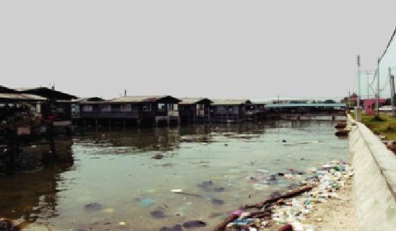 Pencemaran Air Di Kawasan Setinggan