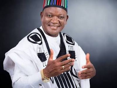 Governor Ortom Dumps APC